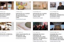 La Madraza. Centro de Cultura contemporánea de la Universidad de Granada