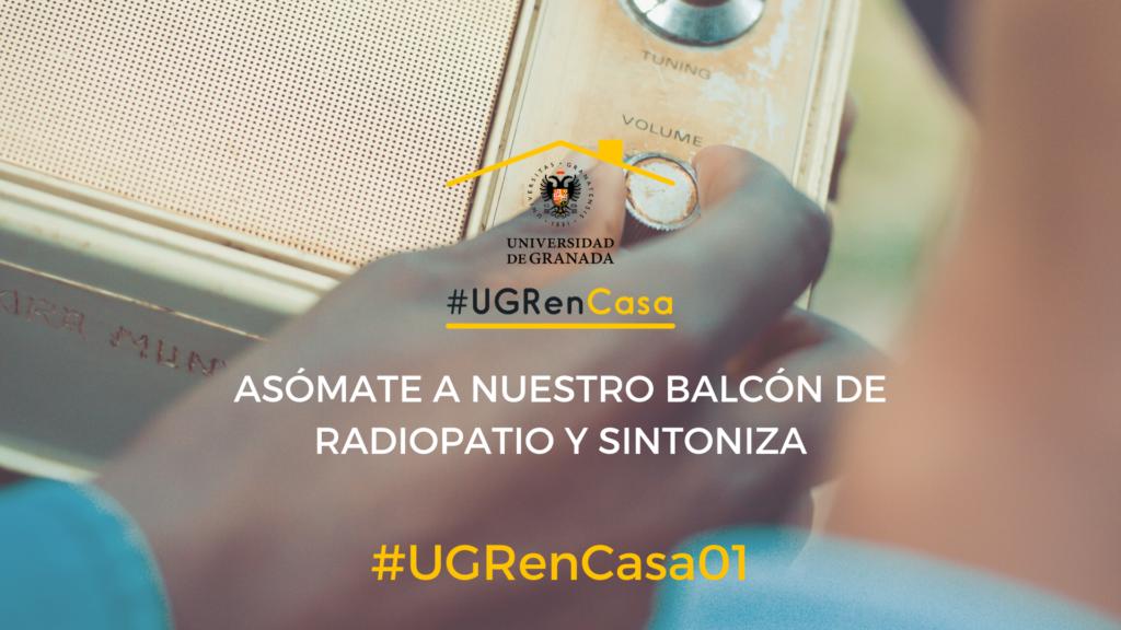 Radiolab #UGRenCasa 01