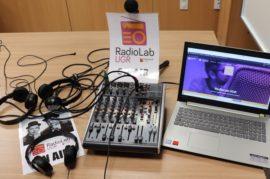 Ofrecimiento de soporte para la grabación de podcasts