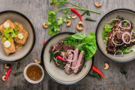 Gestión de alimentos y cocina de aprovechamiento