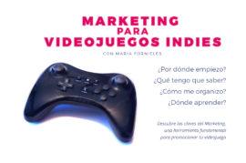 Marketing para Videojuegos Indies