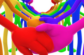 Mantener el ánimo animando a los demás