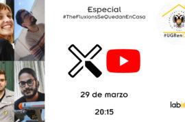 The Fluxions: Programa en Directo