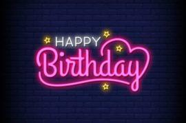Cumpleaños bajo cuarentena
