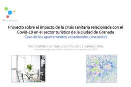 Análisis del rechazo al turismo en Granada tras la crisis del Coronavirus.