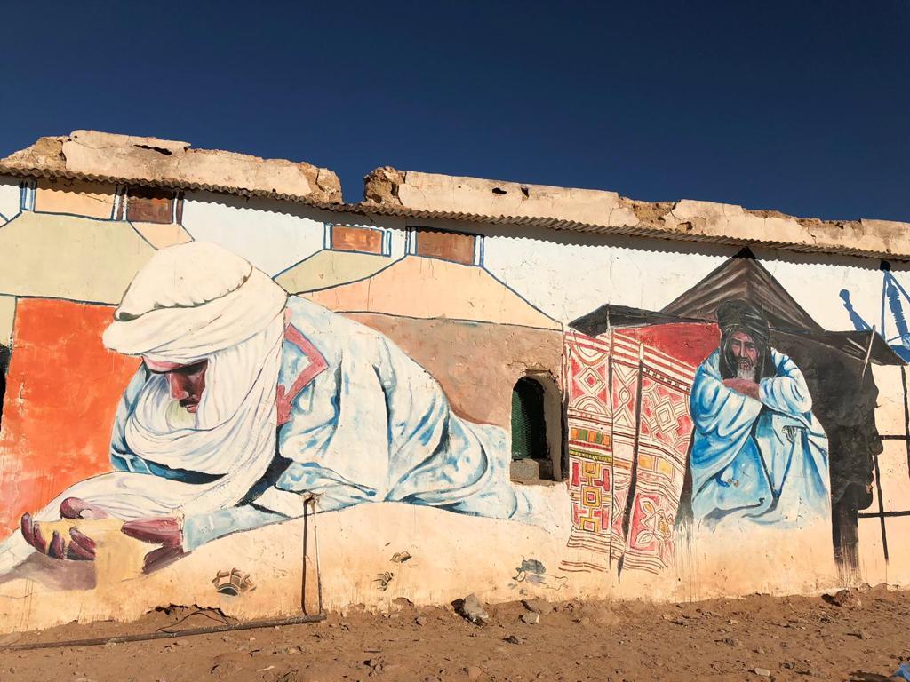 Arbu Atahir – Sahara Soundscapes